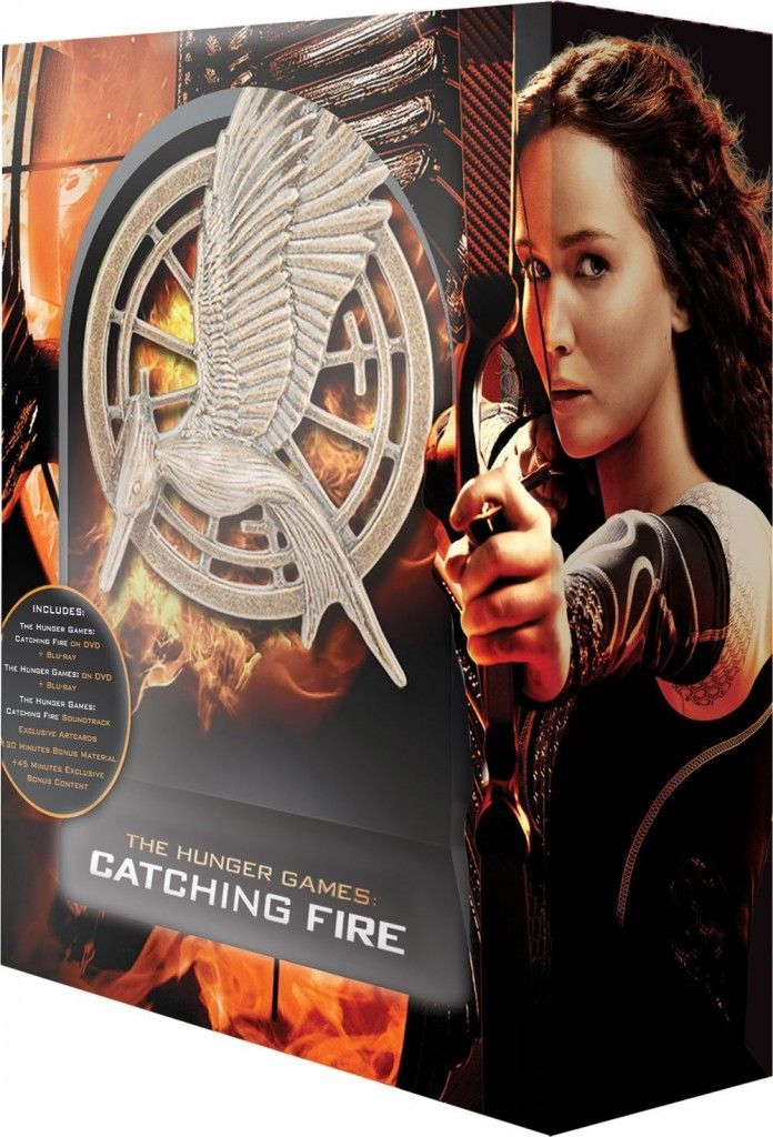 The Hunger Games: Catching Fire DVD Blu-ray Pre-Order HOLY BALLS I NEED THIS SO BAD IT WILL GO NEXT TO MY HUNGER GAMES COLLECTIVE BOXED SET OMG OMG THIS IS EPIC