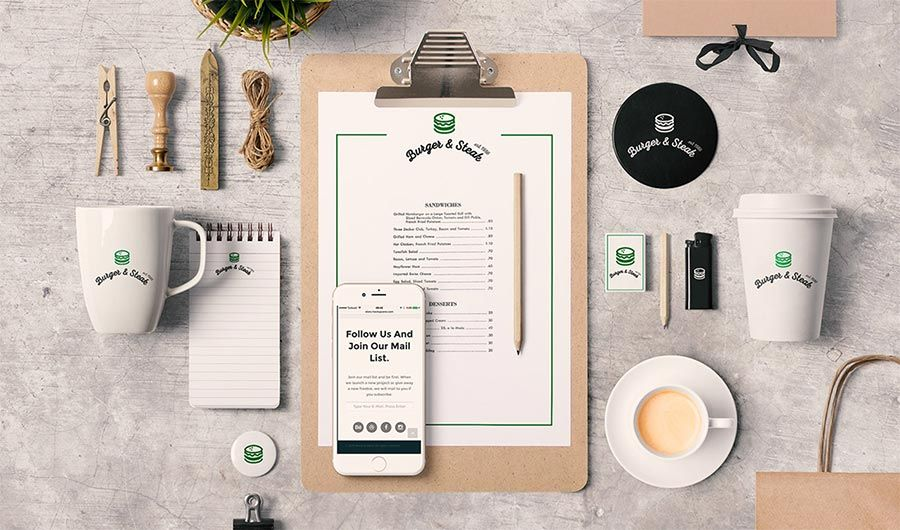 Hi guys! Today, I'm happy to share with you a Free Corporate Brand Mockup. I think It will be useful for the newly formed company. Just a few clicks, you can  migrate items into your scene and place them as you want.