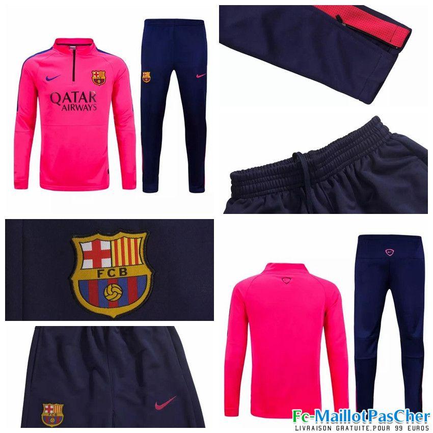 survetement FC Barcelona Femme