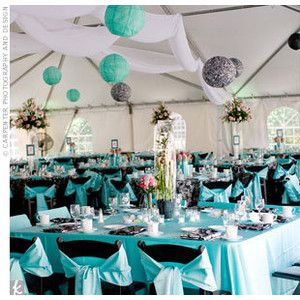 Tiffany Blue Wedding Centerpieces Theme Ideas 2017 Co
