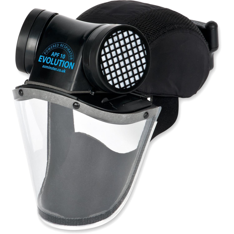 Axminster APF 10 Evolution® Powered Respirator | Face mask ...