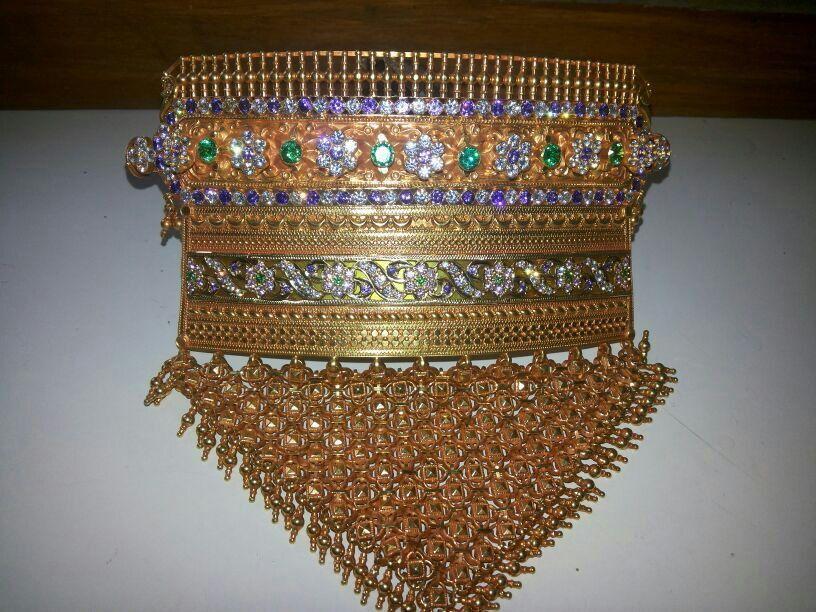 Rajputana aad by Dulhan jewellers Pali 9828283403 | Wedding ...