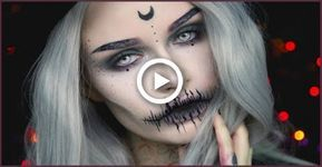 WICKED WITCH HALLOWEEN MAKEUP : ASHTOBERFEST DAY 15/31| atleeeey #makeup