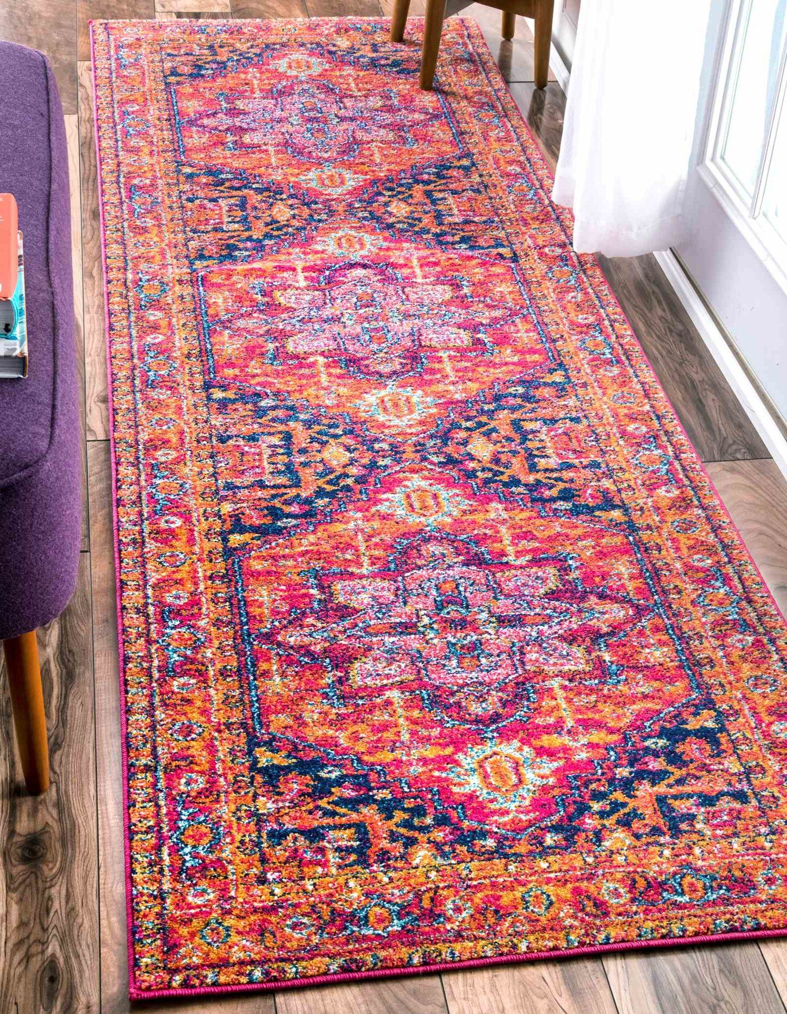 Barksdale Blooming Multi Colored Area Rug
