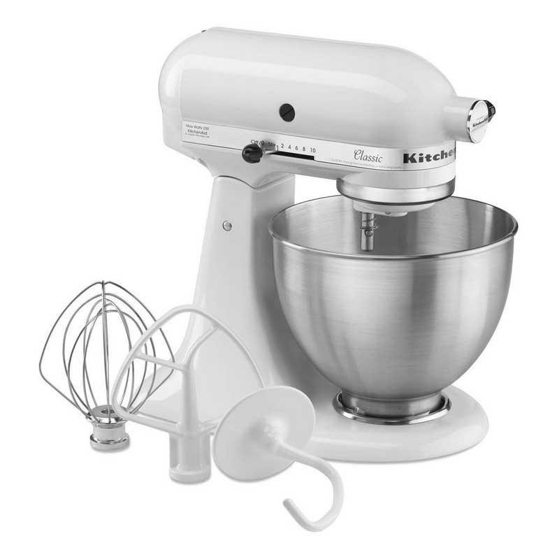 Robot cocina Kitchenaid Classic 5k45ssrfb ewh - REACONDICIONADO ...