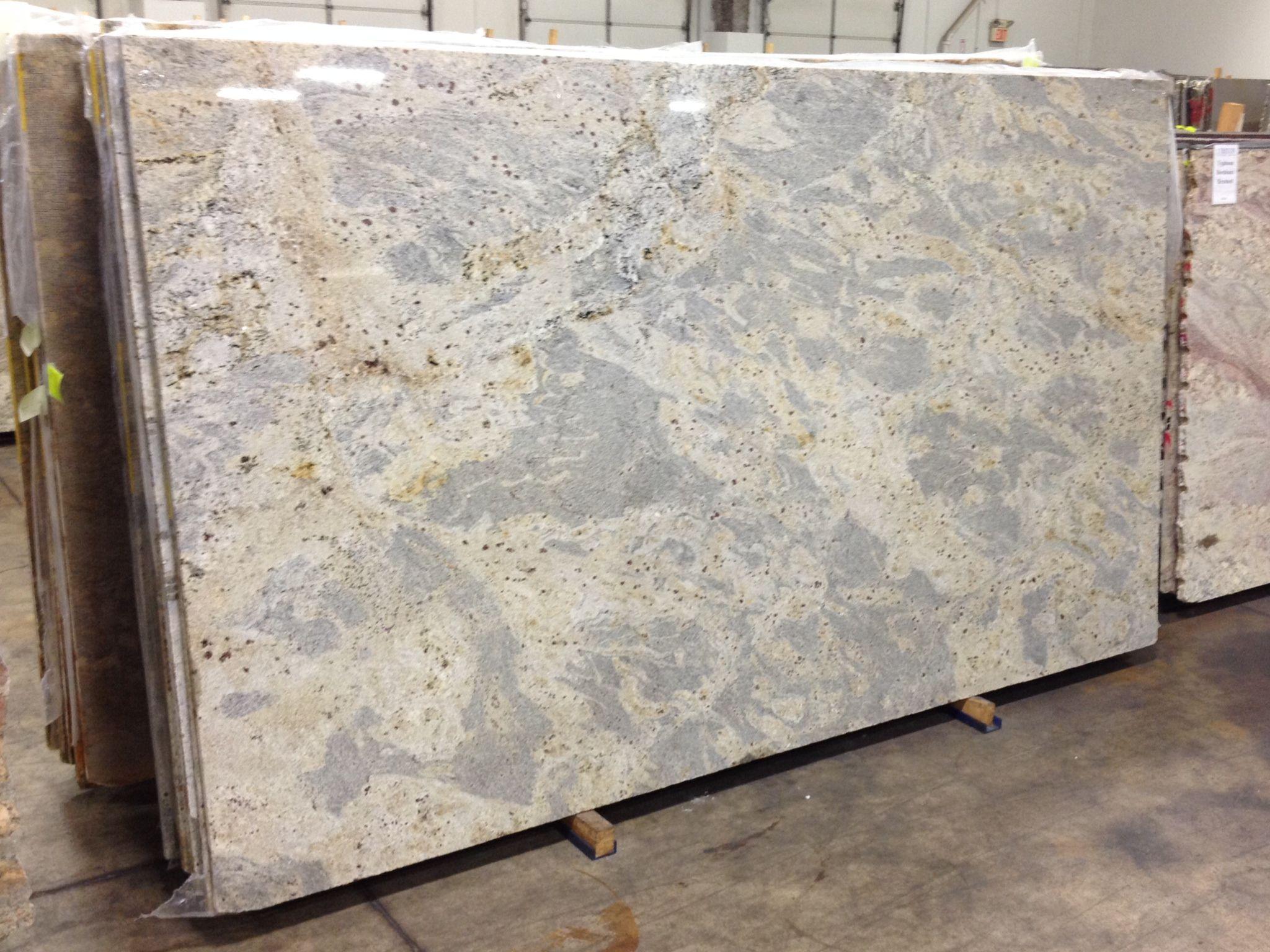 Kashmir Ivory Granite Contact Triton Stone Group Of Louisville At 502 267 9303 Tritonstonelou Granite Natura Diy Home Improvement Stone Slab Grey Granite