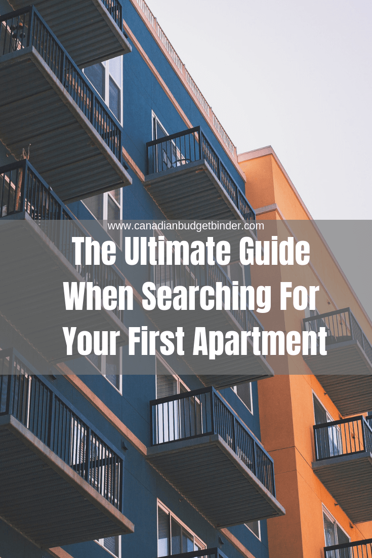 The Ultimate Guide When Searching For Your First Apartment Best
