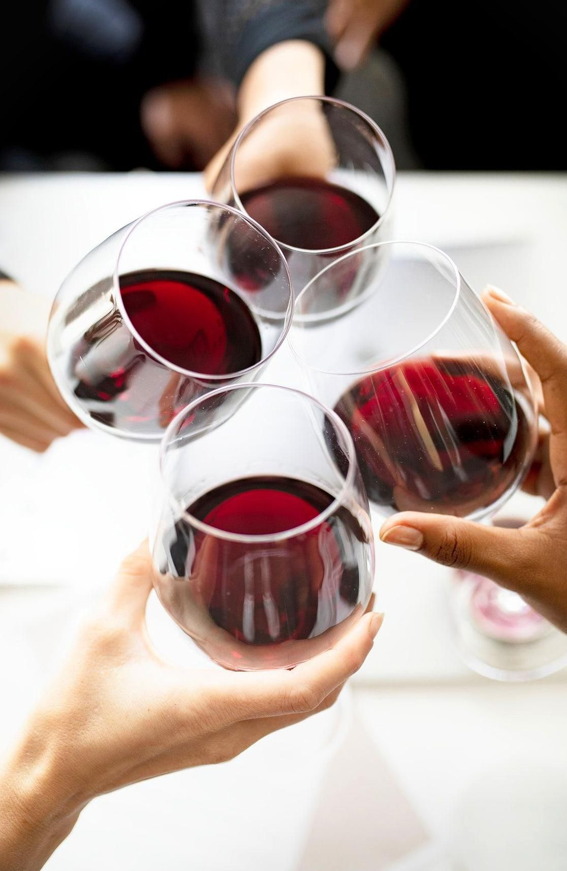 Business People Toasting Red Wine In The Office Free Image By Rawpixel Mckinsey In 2020 Wine Bottle Images Red Wine Wine