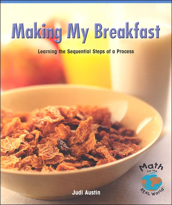 Making My Breakfast (Math For The Real World) #mathintherealworld