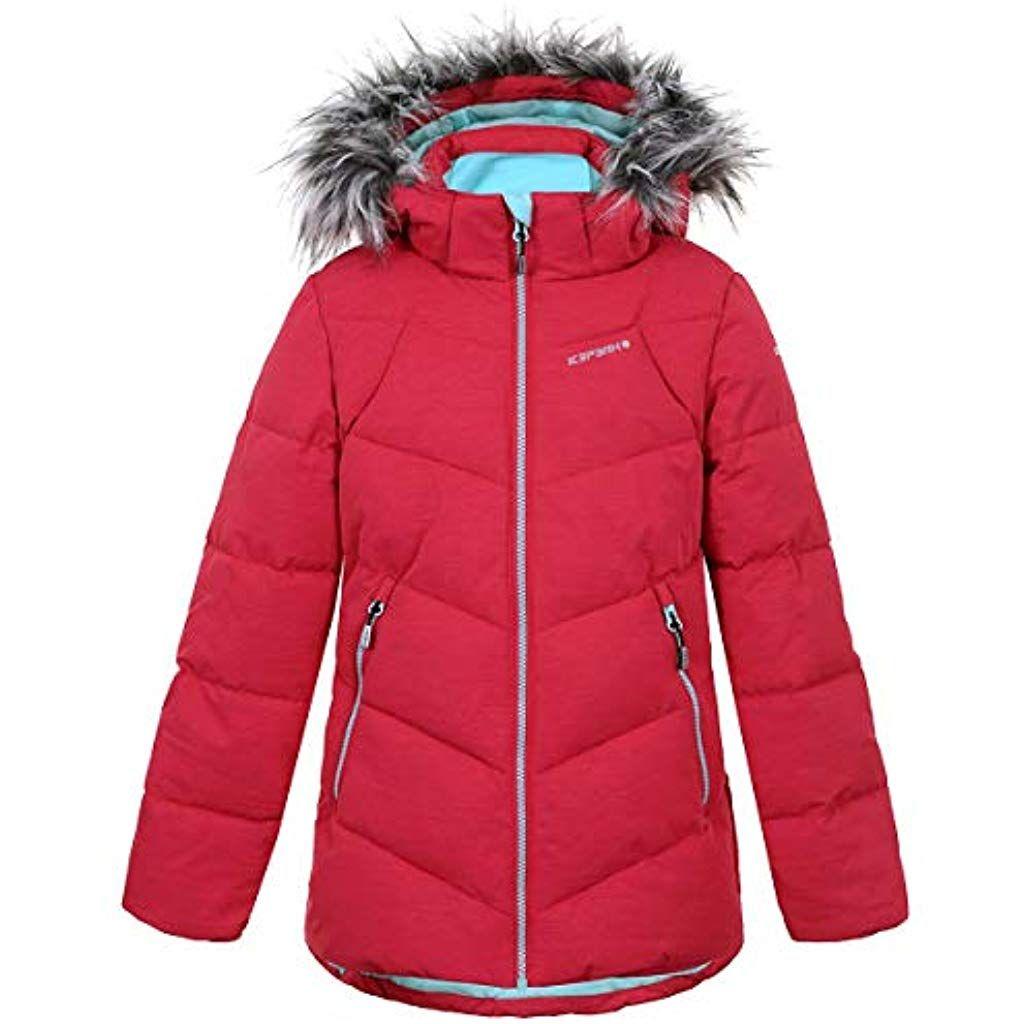 Icepeak Kamen Kamen Kinderbekleidungmädchen Winterjacke Winterjacke Icepeak Kinderbekleidungmädchen Icepeak tsrdBhQCxo