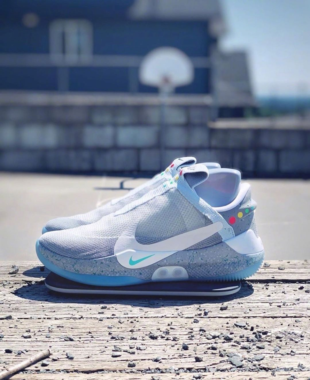 Adapt Air Mag Shop Clothing Shoes Online