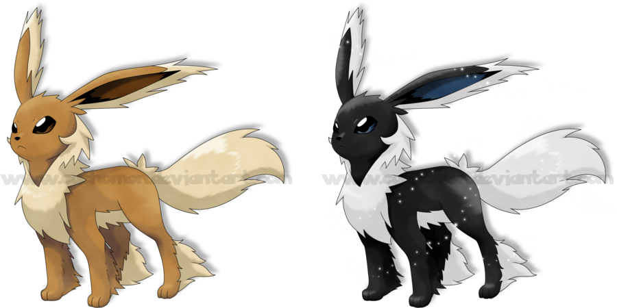 Fake Eeveelutions | normal | Pokemon | Pinterest