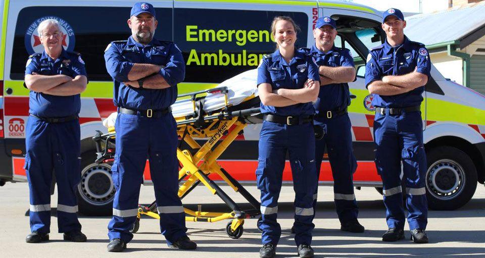 AtTheTop Paramedic clothes, Paramedic, Emergency medical
