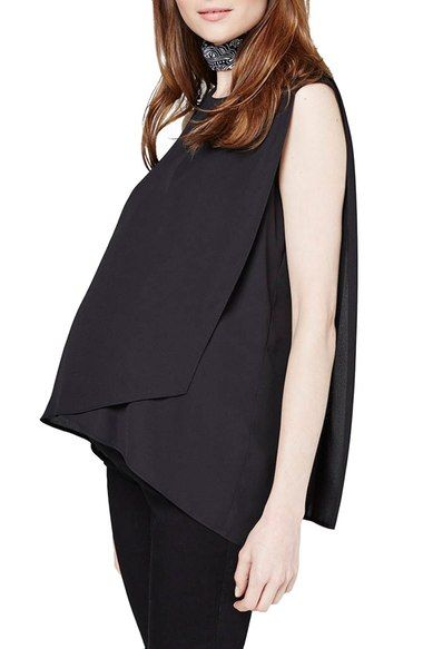 be65aae23edc4 Topshop Sleeveless Maternity/Nursing Top available at #Nordstrom ...