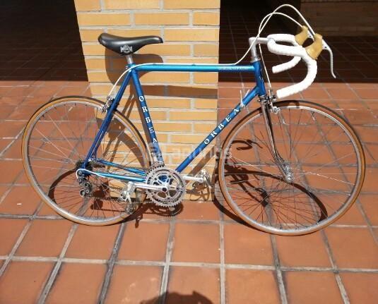 Foto de bicicleta carretera orbea bicis pinterest for Bicicletas antiguas nuevas