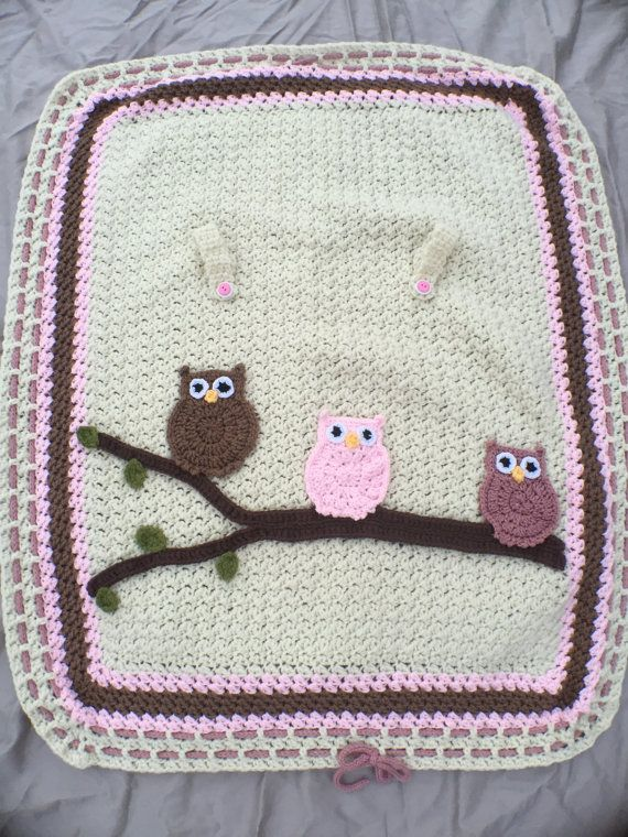 Car Seat Cover Baby Seat Cover Crochet Seat Cover by KadieCrochets ...