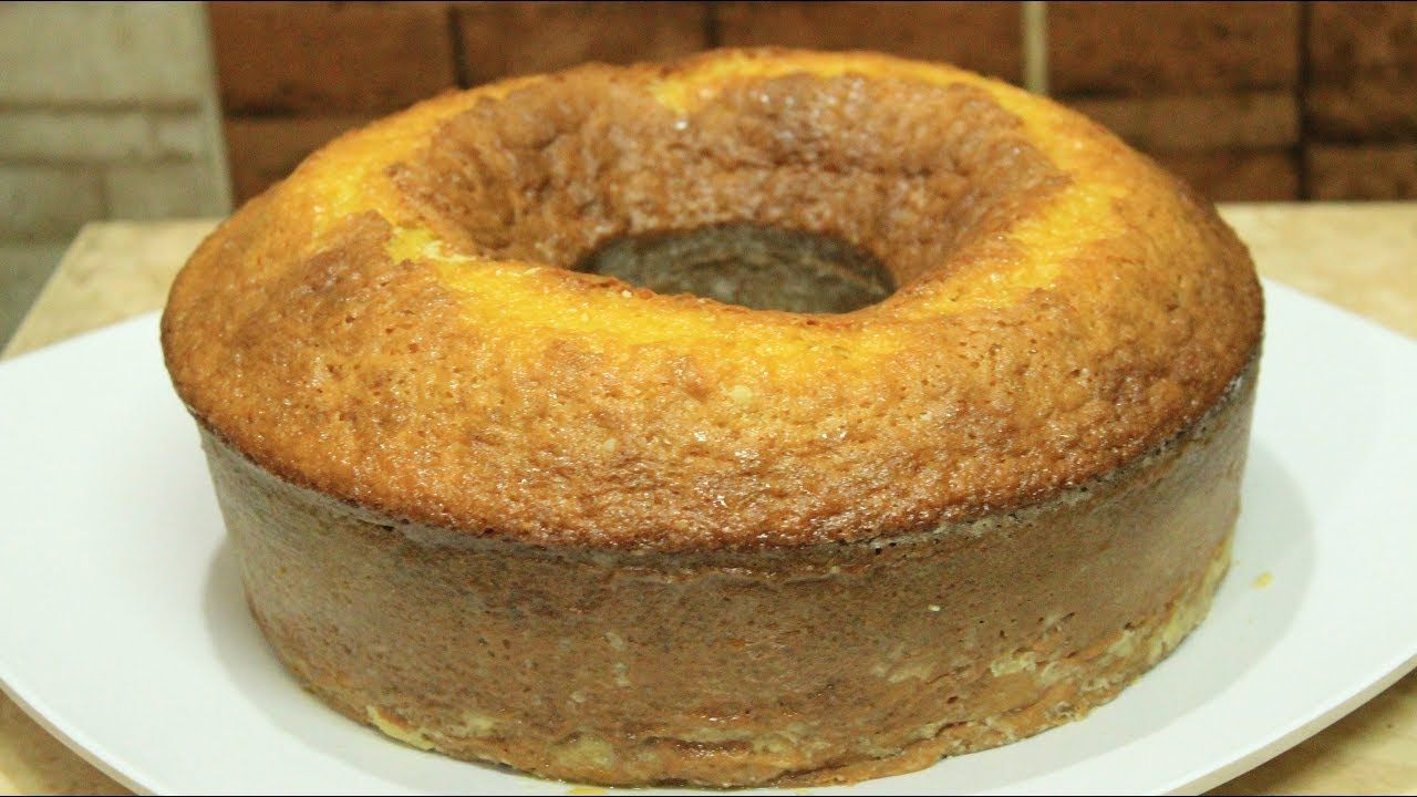 كيكة البرتقال فى الخلاط الهشة الناجحة Youtube Food Desserts Doughnut