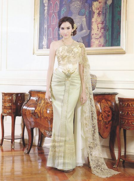 thailand pictures of wedding attirer - Google Search | Exotic ...