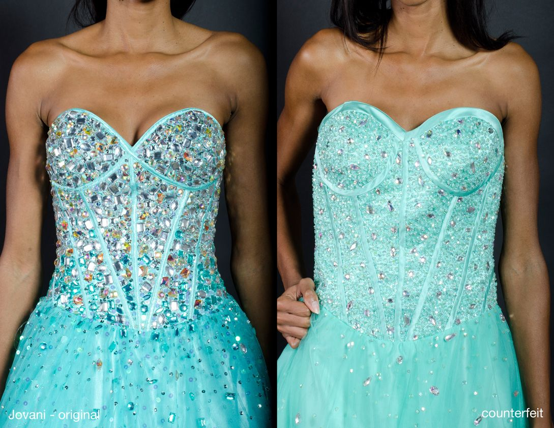 You Want A Designer Dress But Not The Price Tag So What Do Order Knock Off Sometimes However Your Dream Ends Up Being