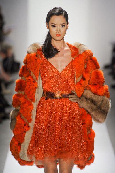 Orange and Fur