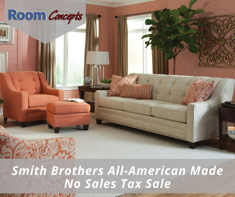 Smith Brothers furniture is American made in Indiana from