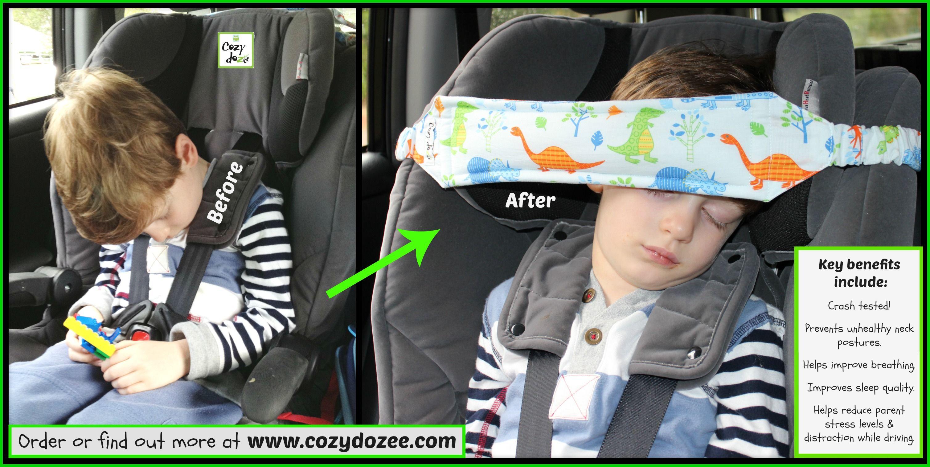 Dinosaur Roar Kids sleep, Baby car