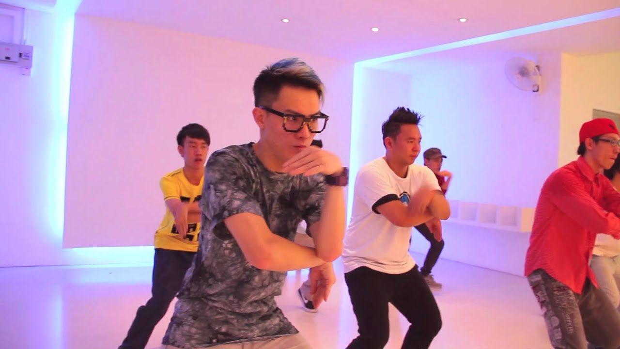 Chris brown yeah 3x feat mustang dance crew chris brown