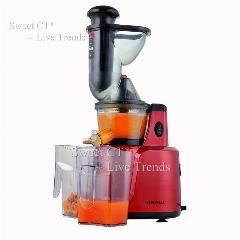 [ $18 OFF ] Sweeten Home Whole Apply Slow Juicer 300W 75 cm Fruits Low Speed Juice Extractor Juicers Fruit Machines +