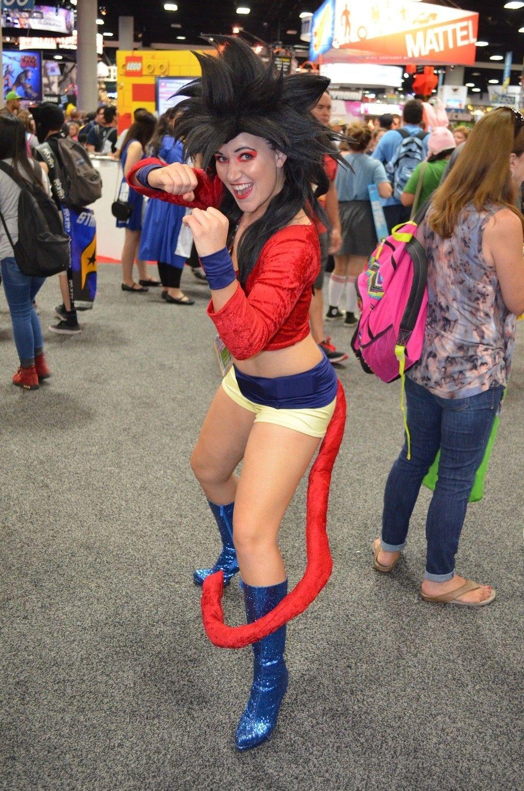 Chica Goku SSJ4  sc 1 st  Pinterest & Chica Goku SSJ4 | cosplay | Pinterest | Goku Dragon ball and Cosplay