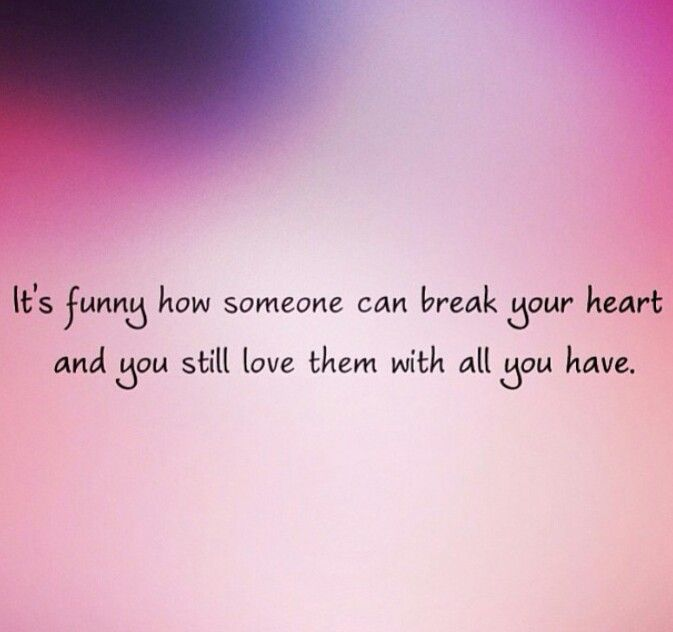 Heart Broken Sad breakup quotes found on Instagram | Heart Broken ...