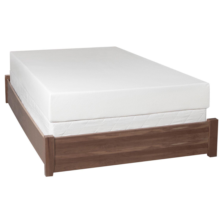 Select Luxury RV 8inch Memory Foam Mattress Foam