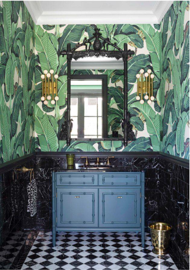 Photo of 6 Drop-Dead Gorg Hollywood Regency Style Bathroom Ideas