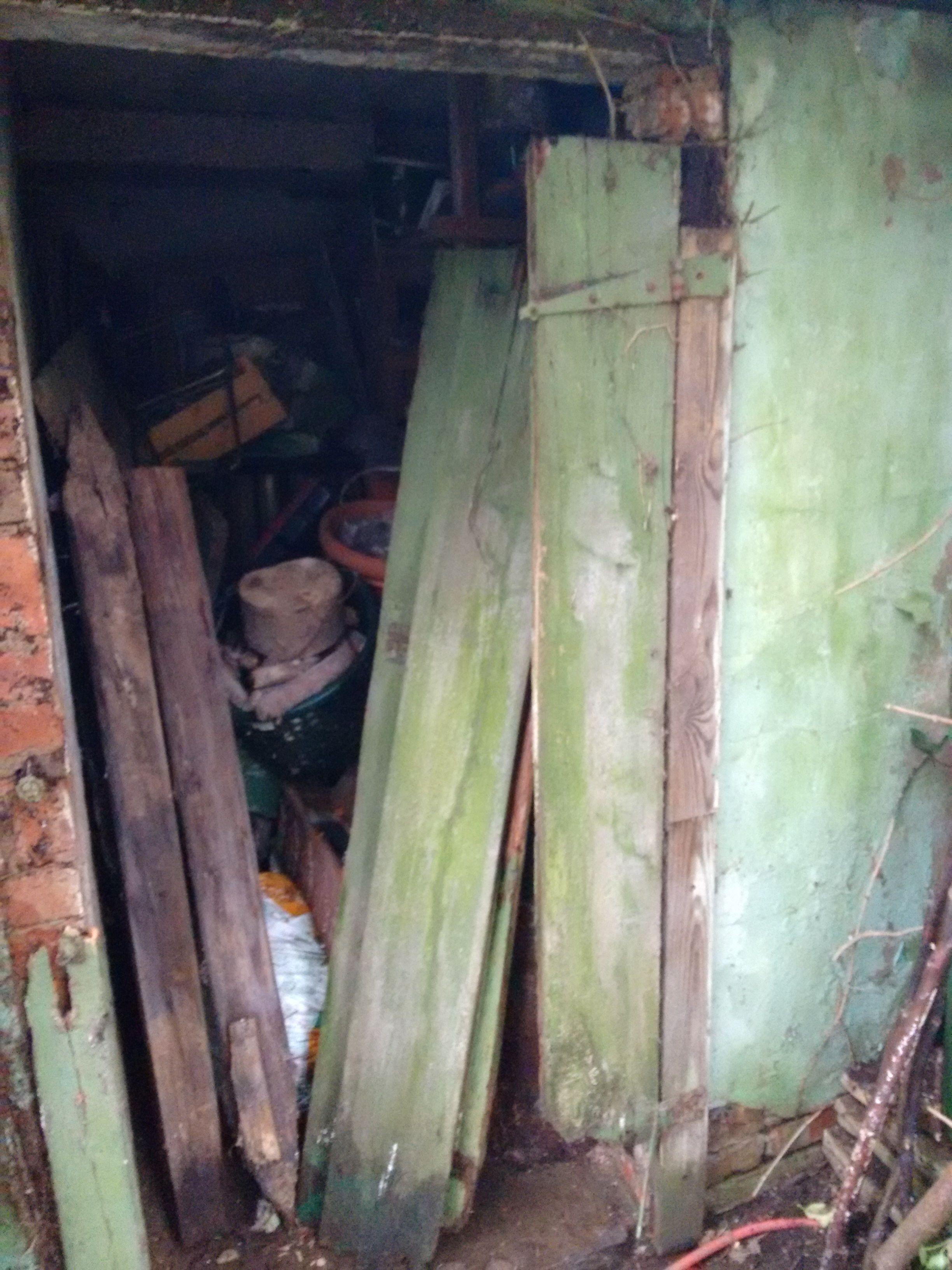 schuppentür erneuern bauanleitung zum selber bauen | aok | pinterest