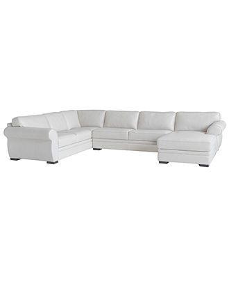 carmine leather sectional sofa 3 piece sofa armless loveseat and chaise 144