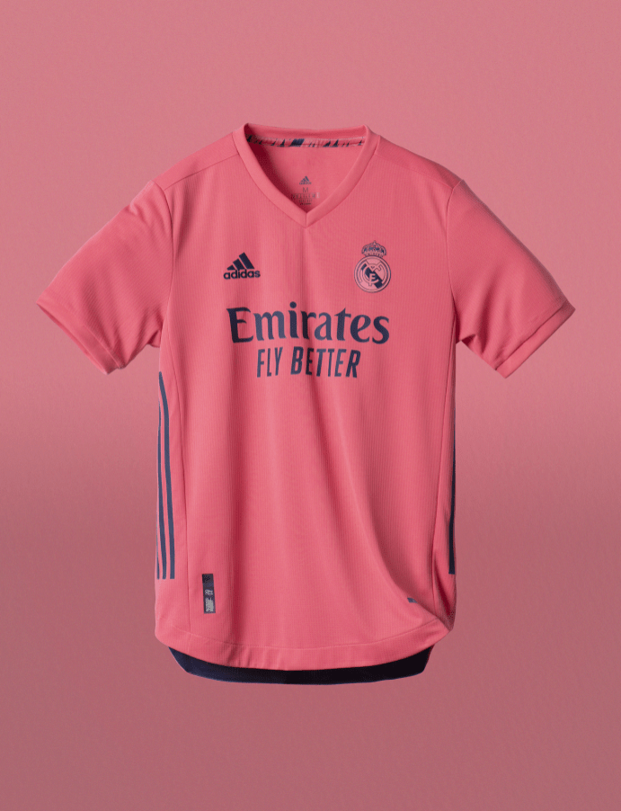 Real Madrid 2020-21 Home and Away Jerseys Revealed | Pursuit Of ...
