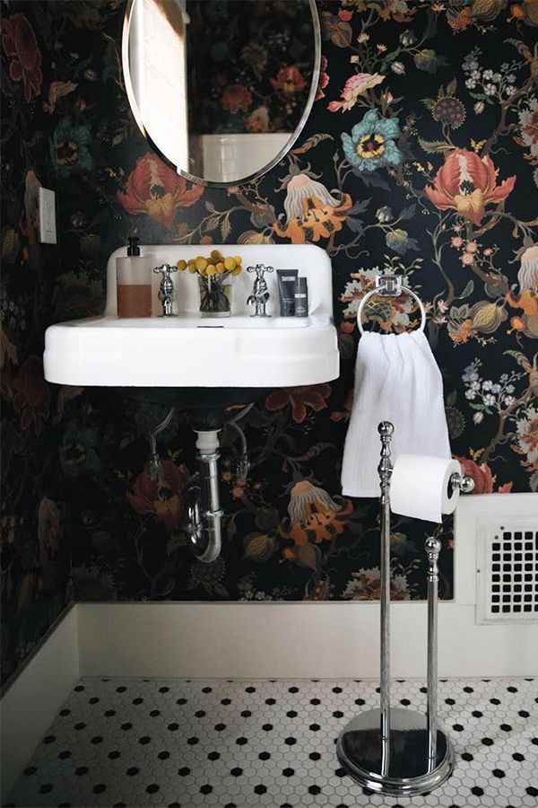 List of the Cool of Black Wallpaper Bathroom for iPhone 11 Pro Today from houseofhackney.com