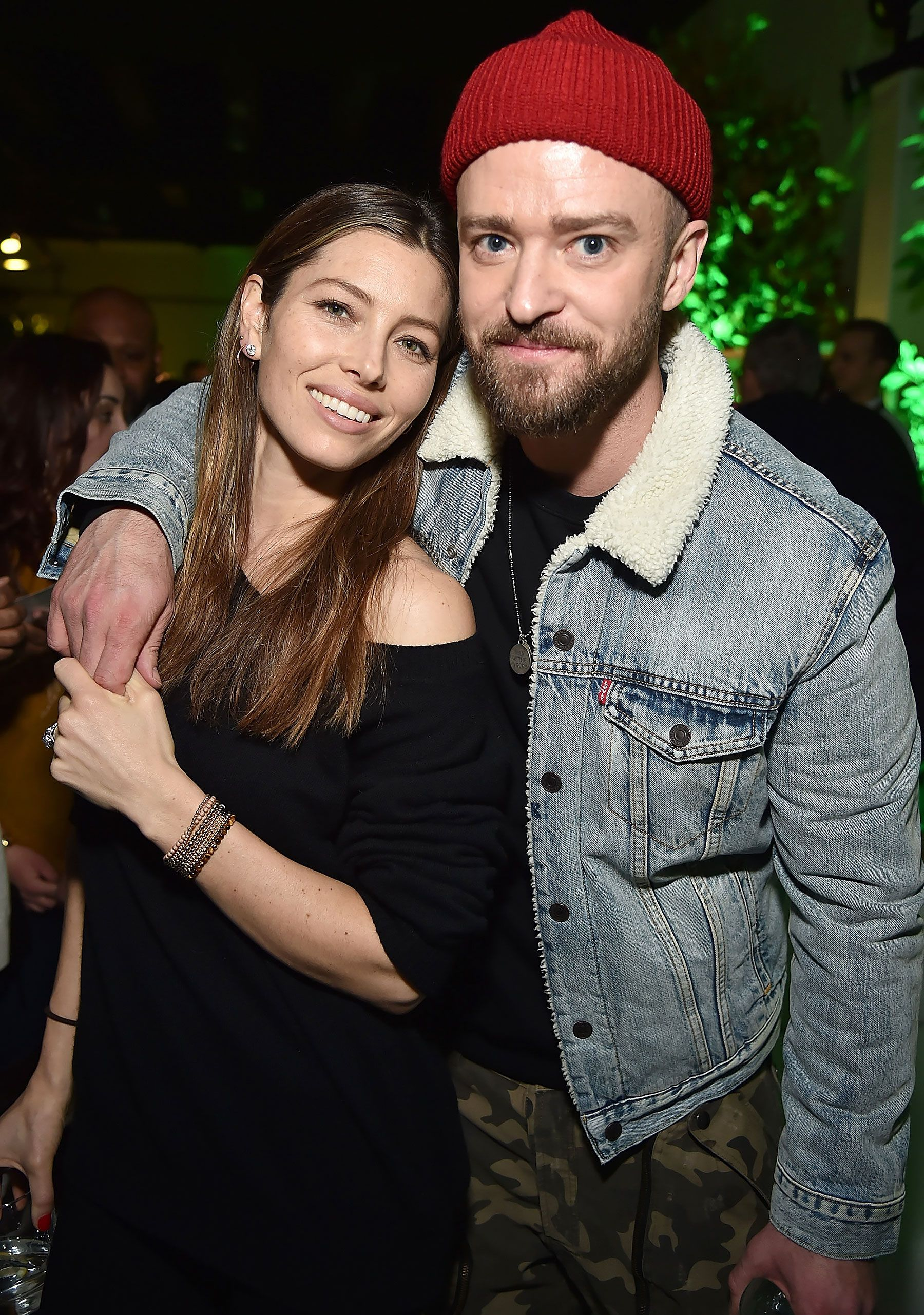 df7ff7de4 Justin Timberlake Wants to Have  As Many Kids  as He Can with Wife Jessica  Biel