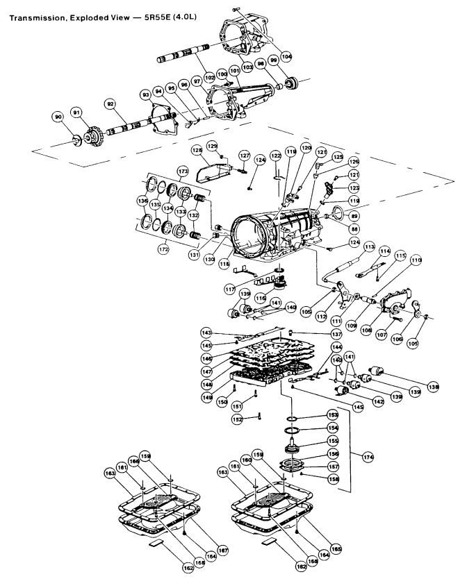Dodge Ram 6 Speed Transmission