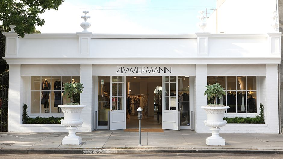 It comes as no surprise that Australian fashion and resort wear label, Zimmermann continues to achieve fashion-world domination