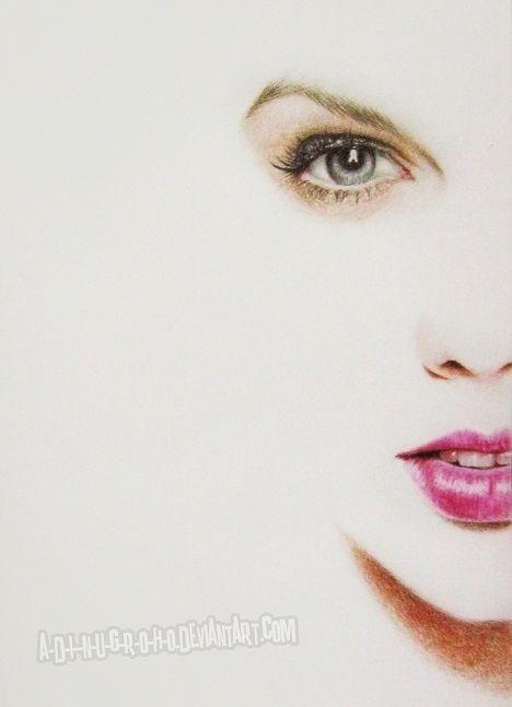 """Alison Taylor Swift"" by A-D-I—N-U-G-R-O-H-O | 25 Amazing Taylor Swift Drawings"
