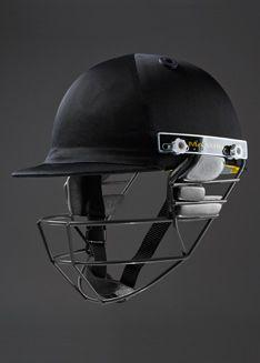 Masuir Club Helmet Junior - Black - Junior Batting Helmets - Batting Helmets