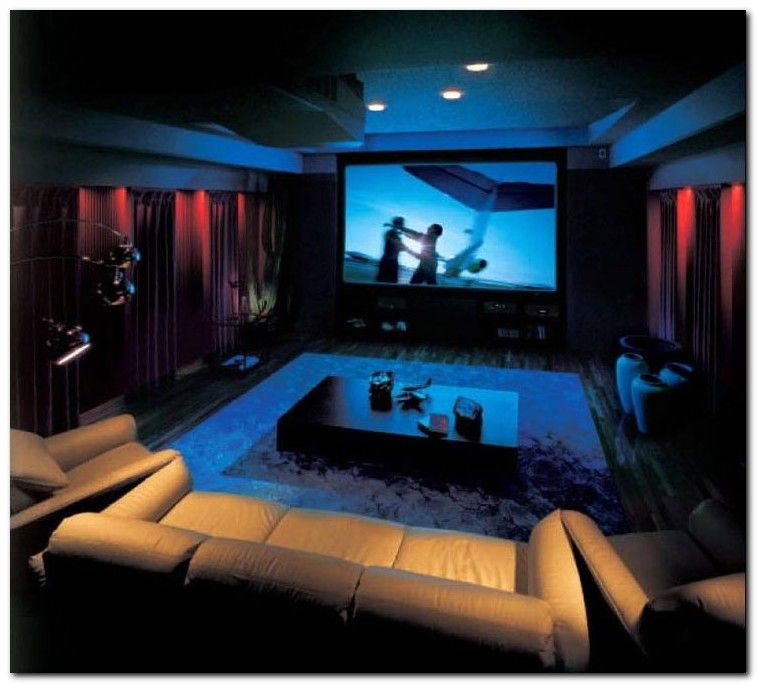 50+ Tiny Movie Room Decor Ideas
