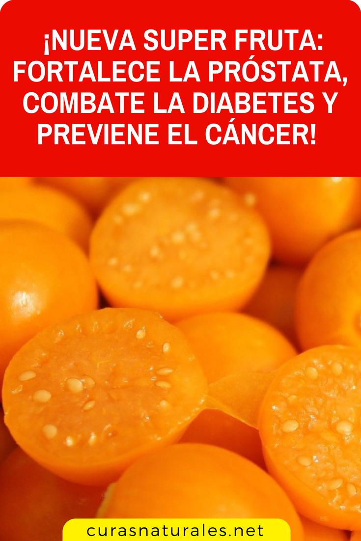 propiedades de la uchuva para la diabetes