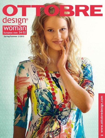 German Design Woman Ottobre 022017 issue SpringSummer SUVMzLqpG