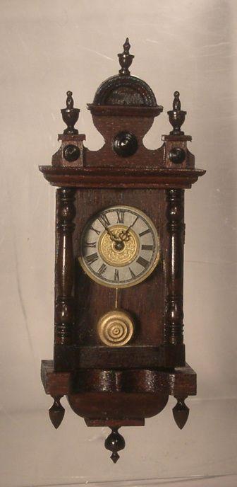 Working Wall Clock #2 by Taller Targioni