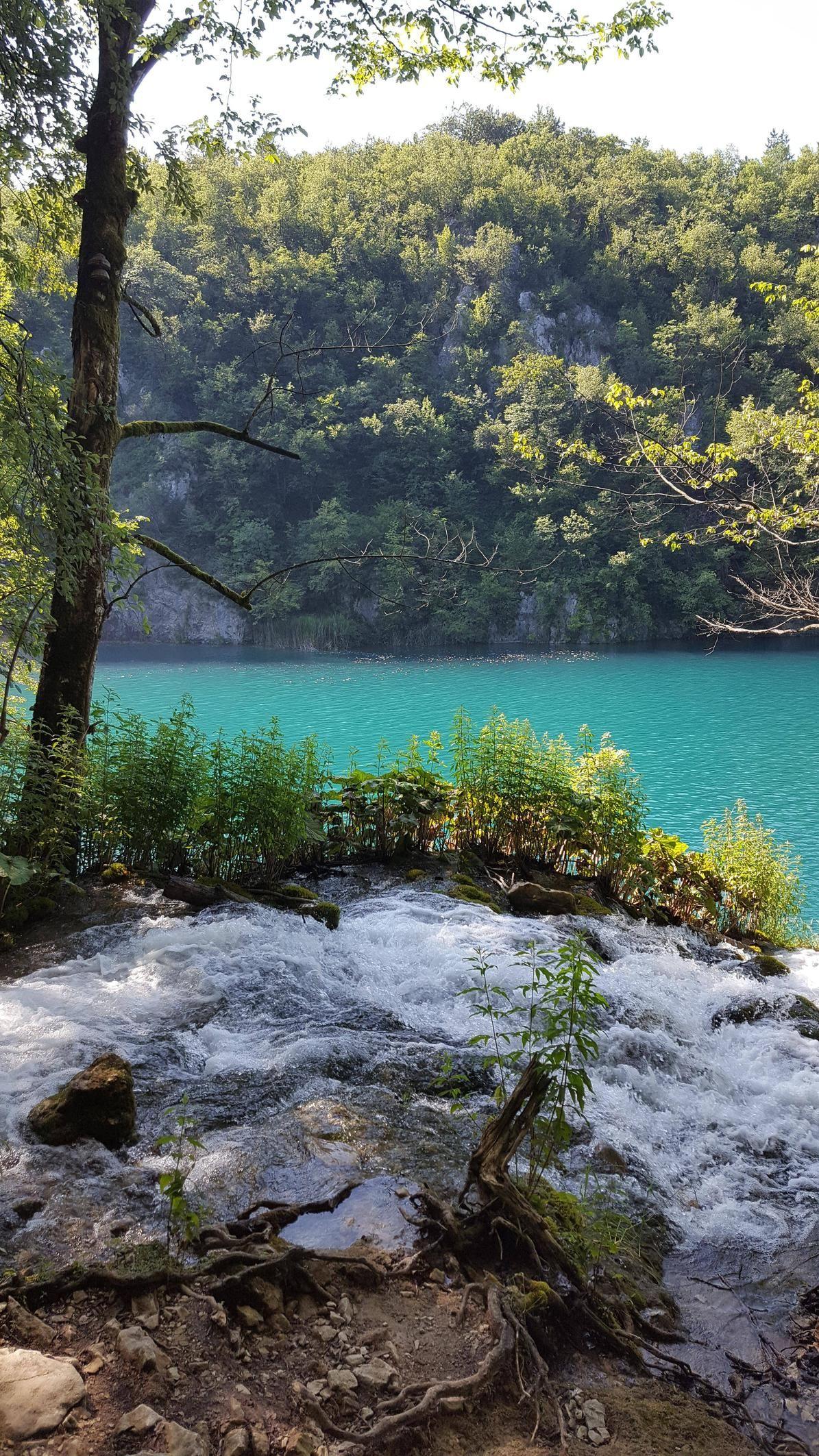Plitvice Lakes National Park Croatia Oc X