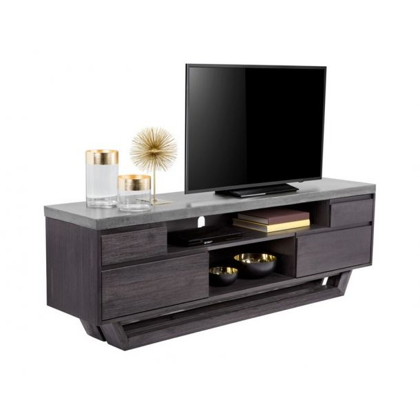Acacia Coffee Table With Storage
