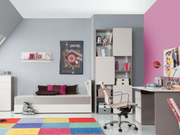 idee couleur chambre enfant 7 la chambre ado fille 75 Fashion for