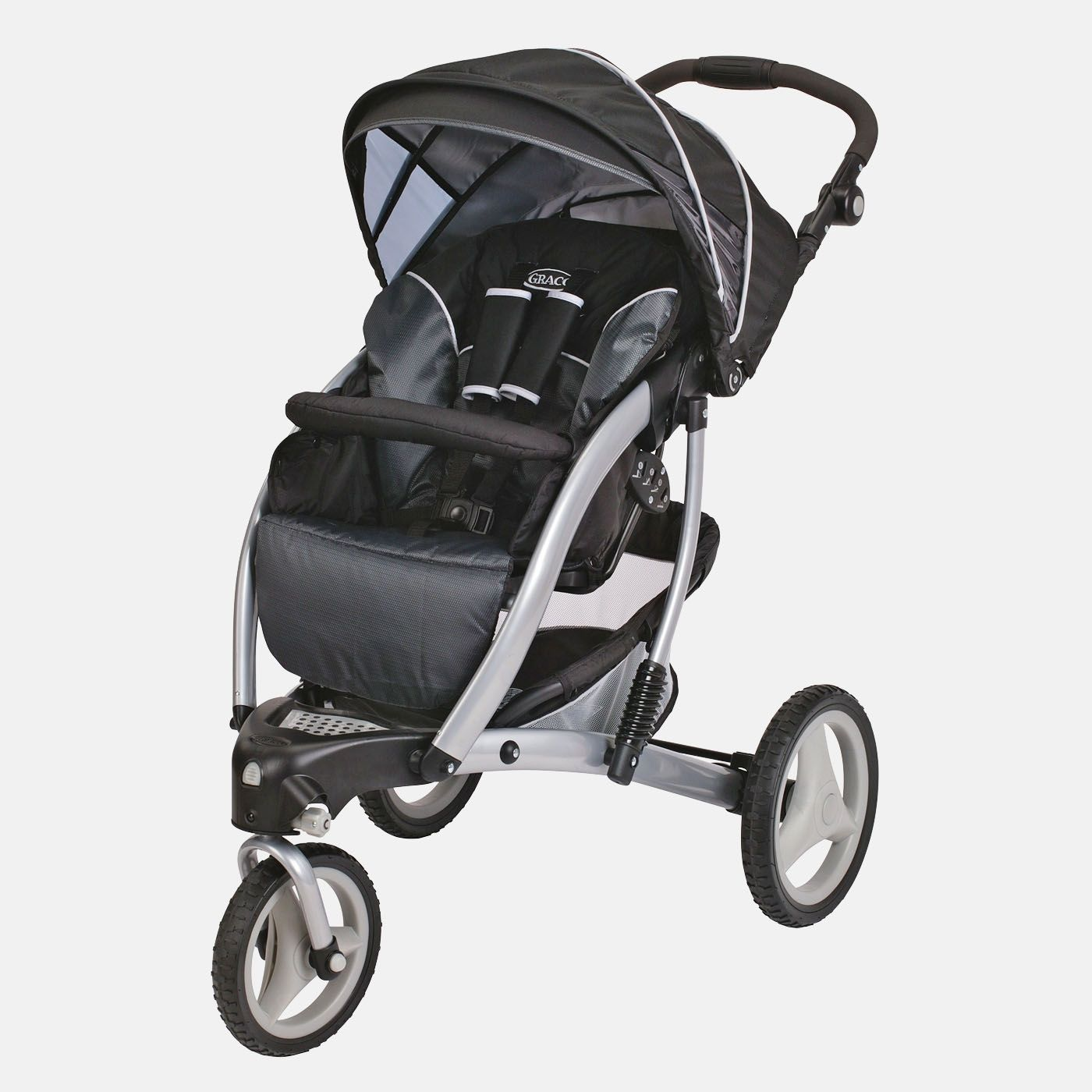 Keep your baby safe and sound in this Graco Trekko