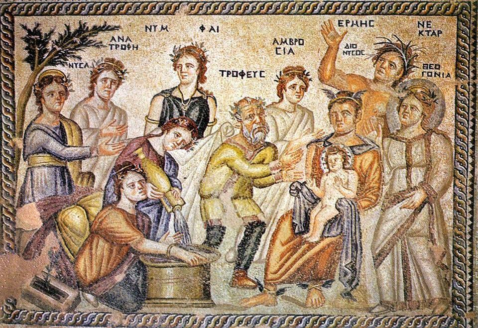 Los mejores relatos de la Mitología Griega 43215b97e5db4f128c9d6ba2de64de83